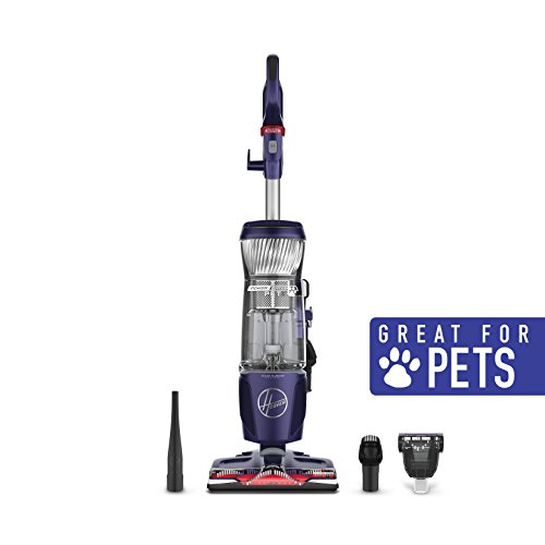 Hoover Power Drive Bagless Multi Floor Upright Vacuum Cleaner with Swivel Steering, for Pet...