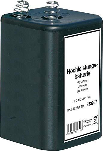 Horizont - IEC 4R25 Hochleistungsbatterie 6V 7Ah