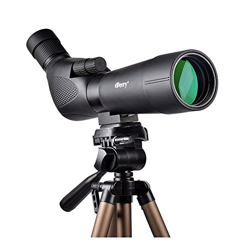 Read About JAD@ 20-60X Waterproof Bird Watching Monocular Telescope Spotting Scope Landscape Lens Mo...