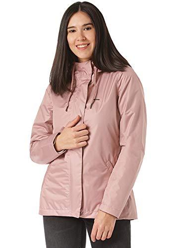 mazine - Damen - Rain Jacket 'Kimberley Light' - Rosa - L