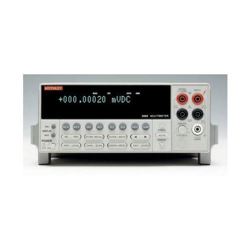 Keithley 2002/MEM1 8.5D - Multímetro digital con memoria de 8 K