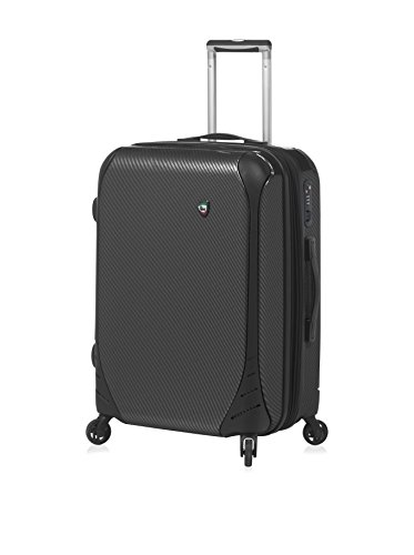 Mia Toro Fibre Di Carbonio Largo Spinner L Hand Luggage 76 Centimeters 102 Black
