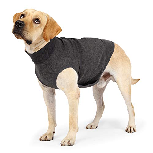 Heywean Dog Anxiety Jacket Brethable Soft Vest Wrap Shirt Relief Calming Coat for Pets