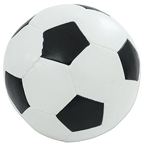 alldoro - Spielbälle in Schwarz / Weiß, Größe Ø 18 cm