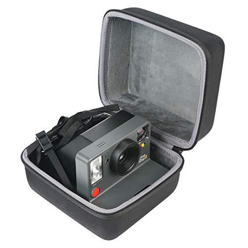 co2CREA Hart Tasche für Polaroid Originals One Step 2 /OneStep+ Plus /Now I-Type ViewFinder Sofortbildkamera Case Etui Tragetasche (Nur Tasche)
