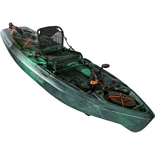 Old Town Topwater PDL Angler Fishing Kayak