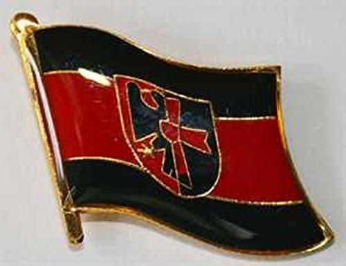 U24 Flaggenpin Sudetenland Flagge Fahne Pin Anstecker