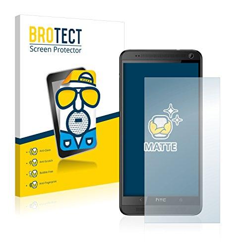 BROTECT 2X Entspiegelungs-Schutzfolie kompatibel mit HTC Desire 626 Bildschirmschutz-Folie Matt, Anti-Reflex, Anti-Fingerprint