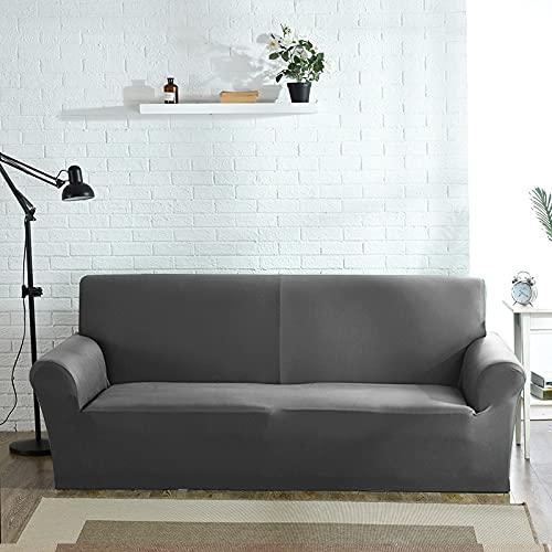 PPOS Funda de Licra para sofá, Muebles, sillón, Sala de Estar Moderna, Funda para sofá, Funda elástica para sofá, A3, 1 Asiento, 90-140 cm-1 Pieza