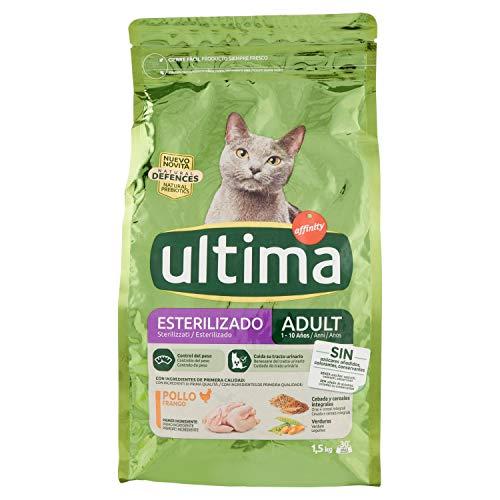 pas cher un bon IAMS Care for Cats and Nature IAMS nécessite des ingrédients de croquettes.  Ils sont exempts d'épaississants, d'OGM, de colorants ou d'arômes artificiels et sont garantis sans blé.  Le sac est recyclable.