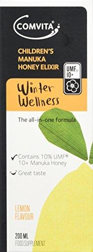 Comvita Winter Wellness Children's Manuka Honey Elixir with Propolis (UMF 10+, MGO 263+) - 200ml