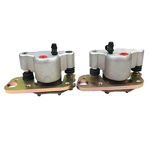 Cyclist store Pinze freno anteriore e pastiglie Compatible For Polaris Trail Blazer 250 400 Trail Boss 325 330