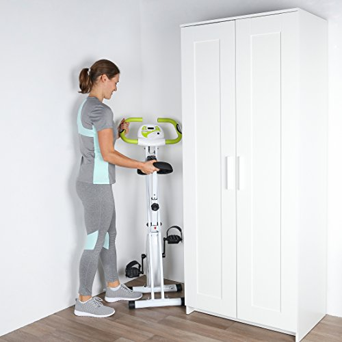 F-Bike Design Fahrradtrainer Ultrasport Heimtrainer Bild 2*