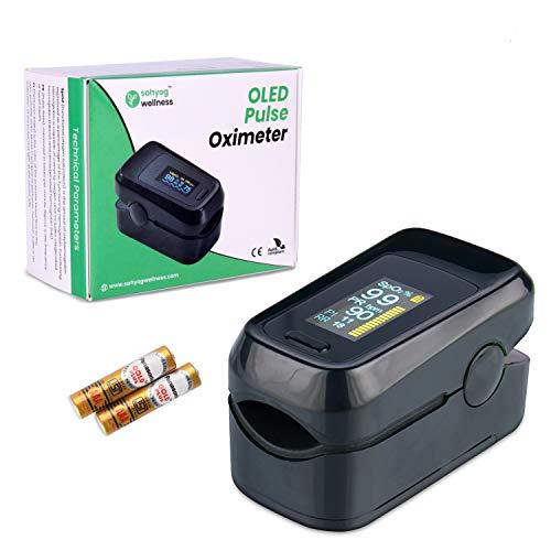 Sahyog Wellness Fingertip Pulse Oximeter