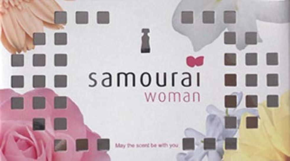が欲しい癒すブームSamourai woman(サムライウーマン) サムライウーマン フレグランス ボックス サムライウーマンの香り 170g