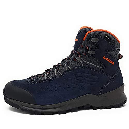 Lowa Explorer GTX MID Boots Blau Gr.44.5 EU