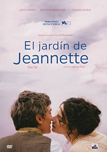 El jardín de Jeannette [DVD]