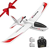 Duplozigger Volantex RC Remote Control Airplane Ranger 400 2.4GHz 3Channel Parkflyer RC Aircraft Ready to Fly with Xpilot Stabilization System Easy to Fly for Beginners