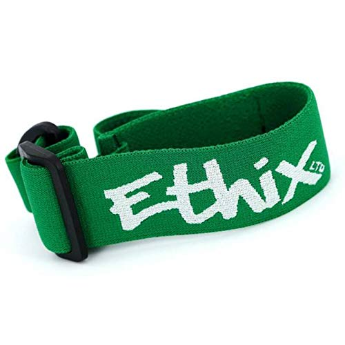 ETHIX Goggle Strap V3 White Logo N-Factory-DE
