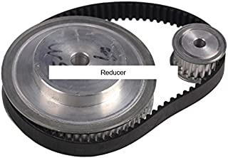 0.813 Overall Length 9mm Wide Belts 5 mm Pitch Double Flange 1.521 Outside Diameter Lexan with Aluminum Insert 25 Grooves Boston Gear PLB5025DF09-5//16 Timing Pulley 0.313 Bore Diameter