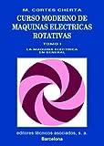 Curso Moderno De Máquinas Eléctricas Rotativas Tomo I