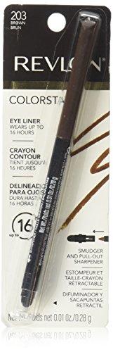 Delineador De Ojos Café marca Revlon