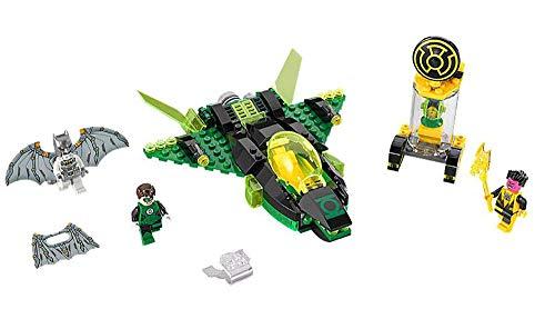 Super Heroes DC Comics Lanterna Verde vs. Sinestro - 76025