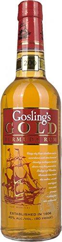 Gosling s Gold Bermuda Rum - 700 ml