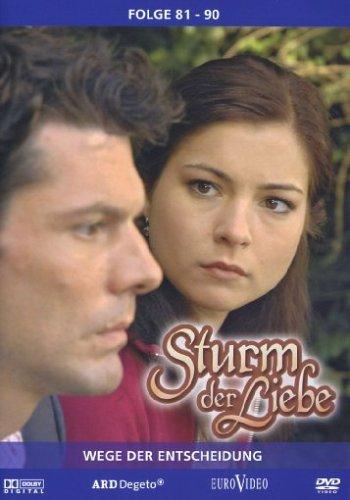 Sturm der Liebe  9 - Folge  81-90: Wege der Entscheidung (3 DVDs)