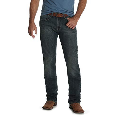 Wrangler Men's 20X Slim Fit Straight Leg Jean, McAllen, 36X34