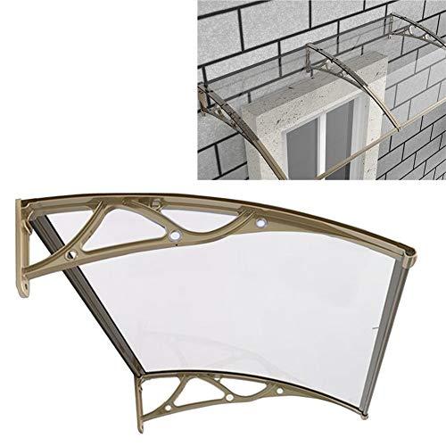 LRZLZY Frentes Cubierta de la Cortina Resiste-corrosión de pobre a Techo for casa en Las afueras Balcón, de Diferentes tamaños (Size : 100CM X 60CM)