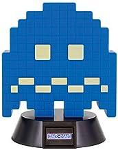 PAC-MAN lamp Ghost blauw/zwart, van kunststof, wordt geleverd in geschenkdoos, incl. USB-kabel.