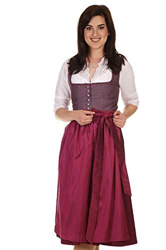 Turi Landhausmode Damen Dirndl Midi 65-70cm D821026 Anja Rocklänge 70cm