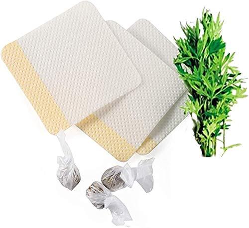 Hokuto Patch, Mugwort Navel Paste Herbal Belly Sticker (30pcs)