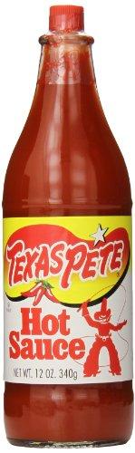 Texas Pete Hot Sauce, 12 oz