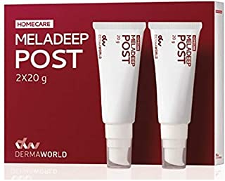 HomeCare Meladeep Post Cream, 20 gm, 2 Pce
