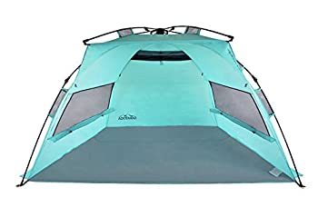 Instant Automatic Pop Up Saratoga Outdoor Beach Tent