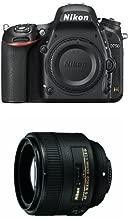 Nikon D750 DSLR Camera w AF-S Nikkor 85mm F1.8G Lens Bundle