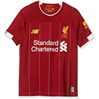 New Balance Kid's Liverpool FC Home Junior SS Jersey