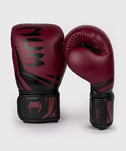 VENUM ボクシンググローブ チャレンジャー3.0 Challenger 3.0 Boxing Gloves (ボルドー) VENUM-03525-199 (12oz)