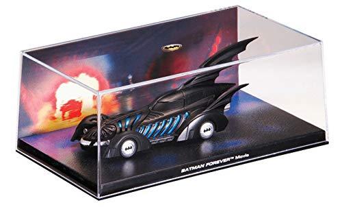 Batmóvel Batman Forever Movie - Batmobile 1995 - 1/50 - Eaglemoss