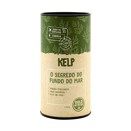 Gold Nutrition Kelp Superalimes poeder 125 g 1 stuk 1002 g