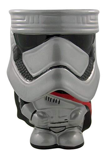 Star Wars Mugs Captain Phasma Ceramic Goblet, 10 Ounce