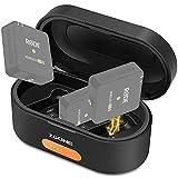 Casquillo de carga inalámbrico compatible con micrófonos Rode Wireless GO 2 Rode Mic Wireless GO