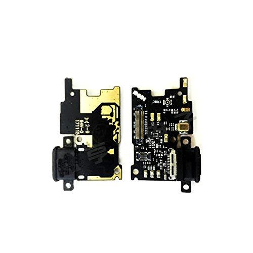 ZHOUZHONGLAN Nueva carga micro USB cargador Flex cable puerto tarjeta con micrófono módulo para xiaomi mi6 mi 6 teléfono