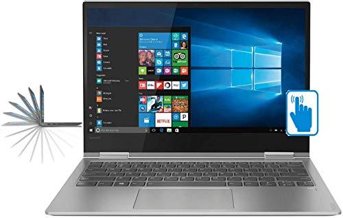 Lenovo Yoga 730 13.3' Convertible 2-1 Touchscreen Home and Business Laptop (Intel i5-8250U 4-Core, 8GB RAM, 256GB PCIe SSD, 13.3' FHD (1920 x 1080), Fingerprint, WiFi, Win 10 Home)(Renewed)