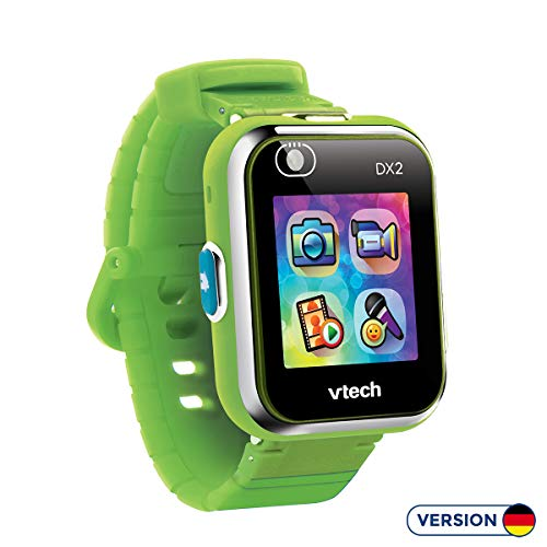 VTech Kidizoom Smart Watch DX2 Smartwatch voor kinderen kindersmartwatch groen