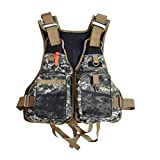 Best Life Jackets - Camouflage Fishing Jacket Fishing Clothes with Buoyancy Review