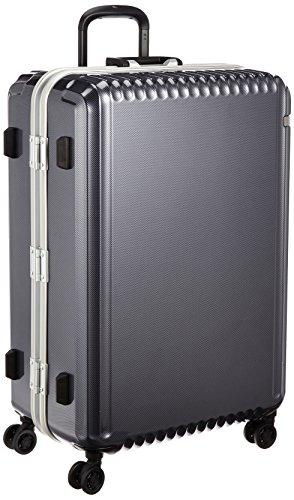 [エース トーキョー] スーツケース パリセイドF 90L 5.4kg 無料預入受託サイズ 05574 68 cm ブラックカーボン