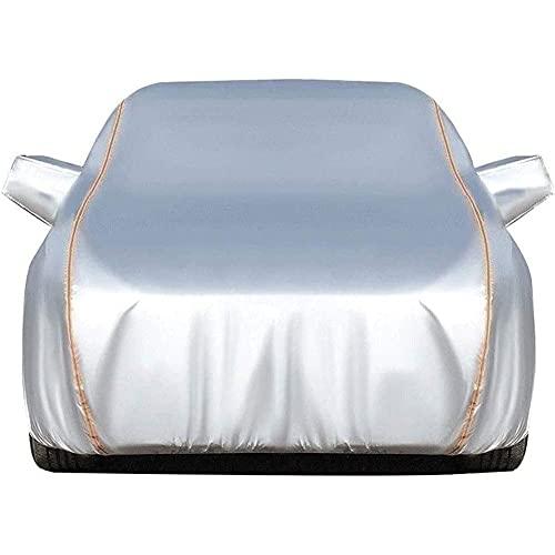 SLZFLSSHPK Funda Coche Cubre Coches Exterior ImpermeableFunda para coche Fundas impermeables para coche compatibles con la funda para coche Jaguar I-PACE, material Oxford de primera calidad para prote